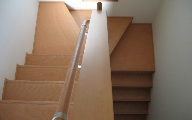 階段の手摺