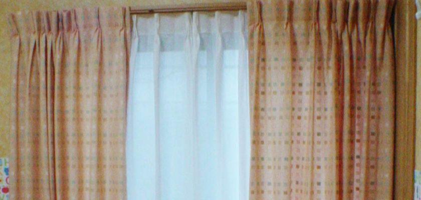 子供部屋のオーダーカーテン