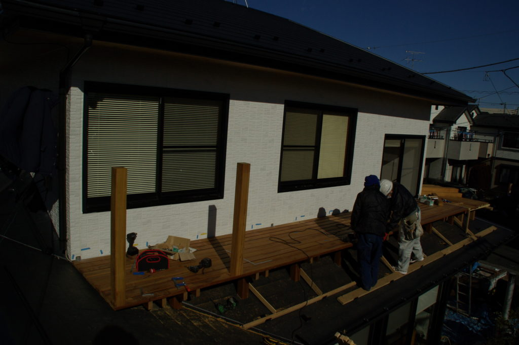 サイディング工事で美しく変身した一戸建て事例