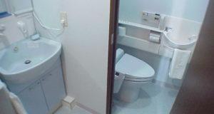 クローバーホーム事例トイレのリフォーム