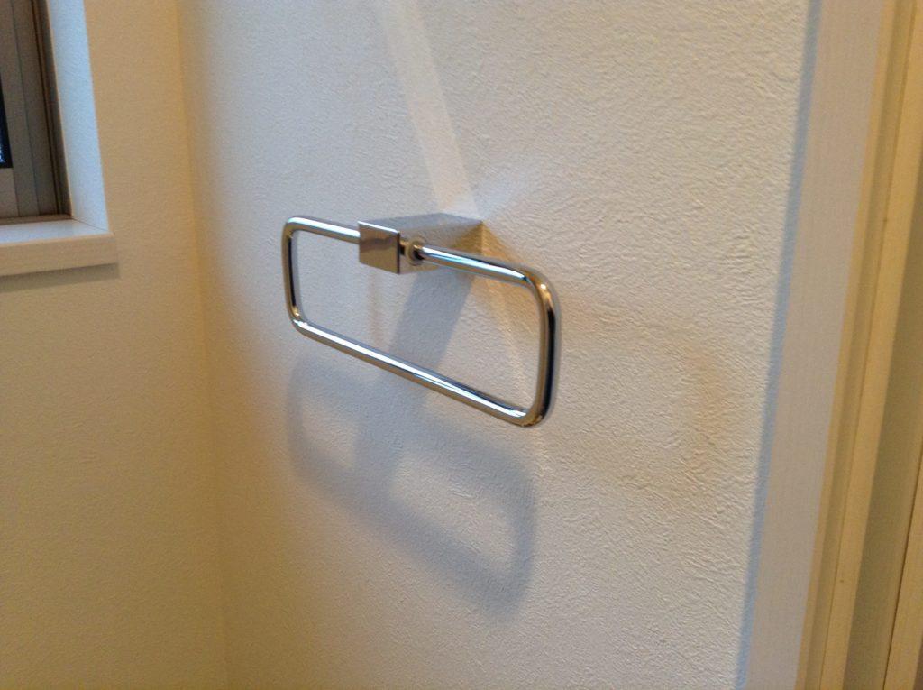 壁面収納棚をトイレに設置した事例【続編】