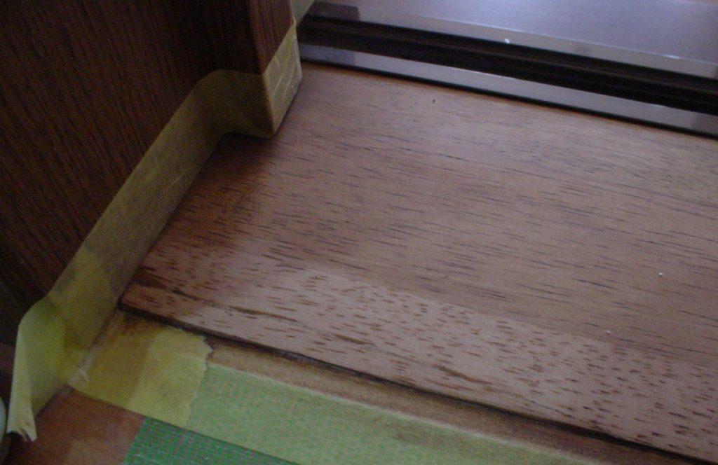 傷みが出た和室をフローリング・床暖房にした事例【完結編】