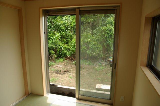ひと部屋欲しいの声に応え「鉄骨造 ALC張りの家」を増築