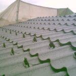 築35年木造一戸建て 瓦屋根をガルバニウム屋根にリフォームした事例