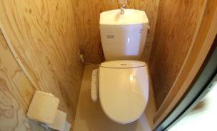 2009トイレのリフォーム施工事例