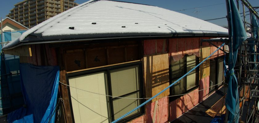屋根もリフォーム