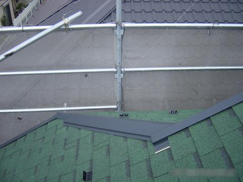 雨漏り!原因調査からはじまった屋根リフォームの一連をご紹介します