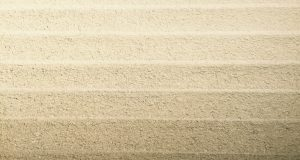 二階の廊下を珪藻土壁にした事例 夏のジメジメ冬の乾燥から守ってくれます