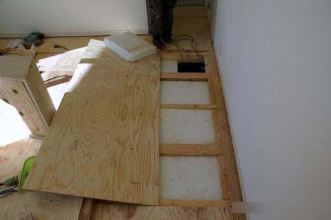 建売住宅を購入された際、温水式床暖房を設置した事例をご紹介