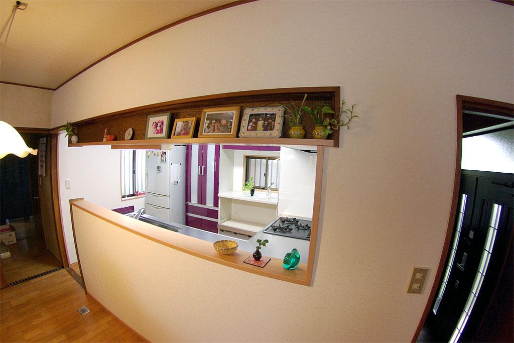 キッチンを増改築! システムキッチンで家事を楽しく