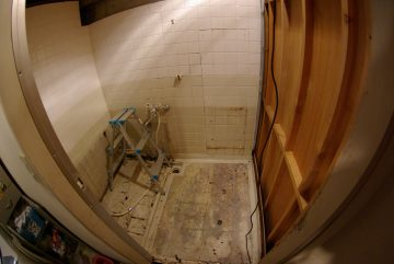 古くなった浴室をTOTOのシステムバスにリフォーム