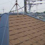 あわや雨漏り!老朽化した屋根を葺き替えます