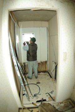 分譲マンションの浴室をユニットバスにリフォーム