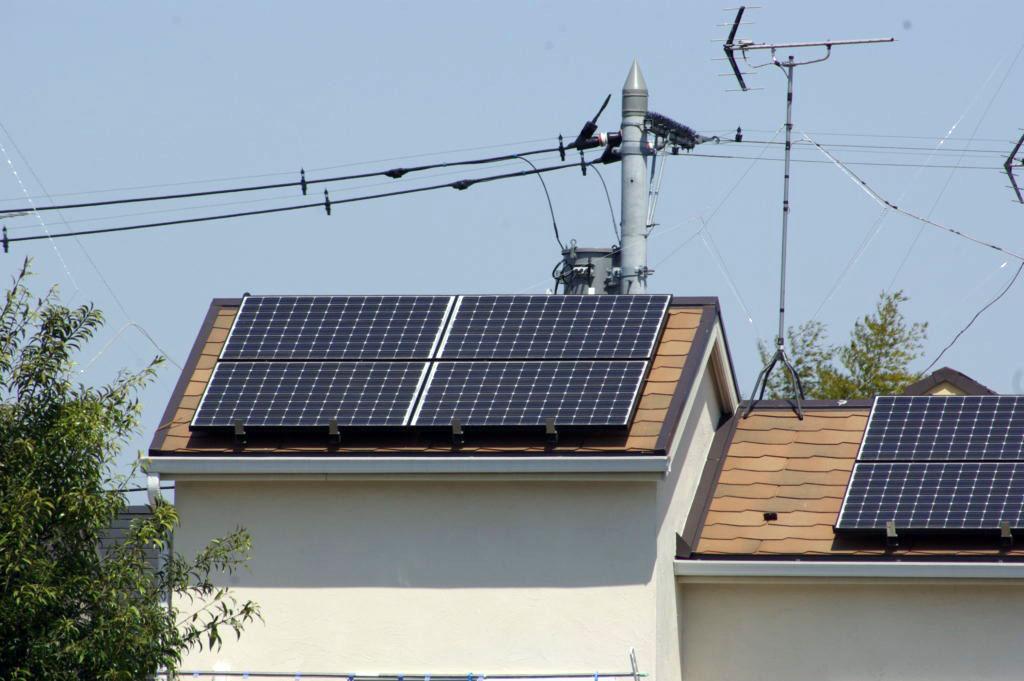 太陽の光をエネルギーに 太陽光発電システムの設置