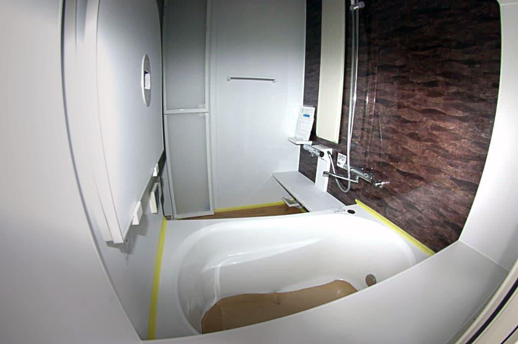 冬場寒い浴室。一戸建て在来工法のお風呂をユニットバスへ!