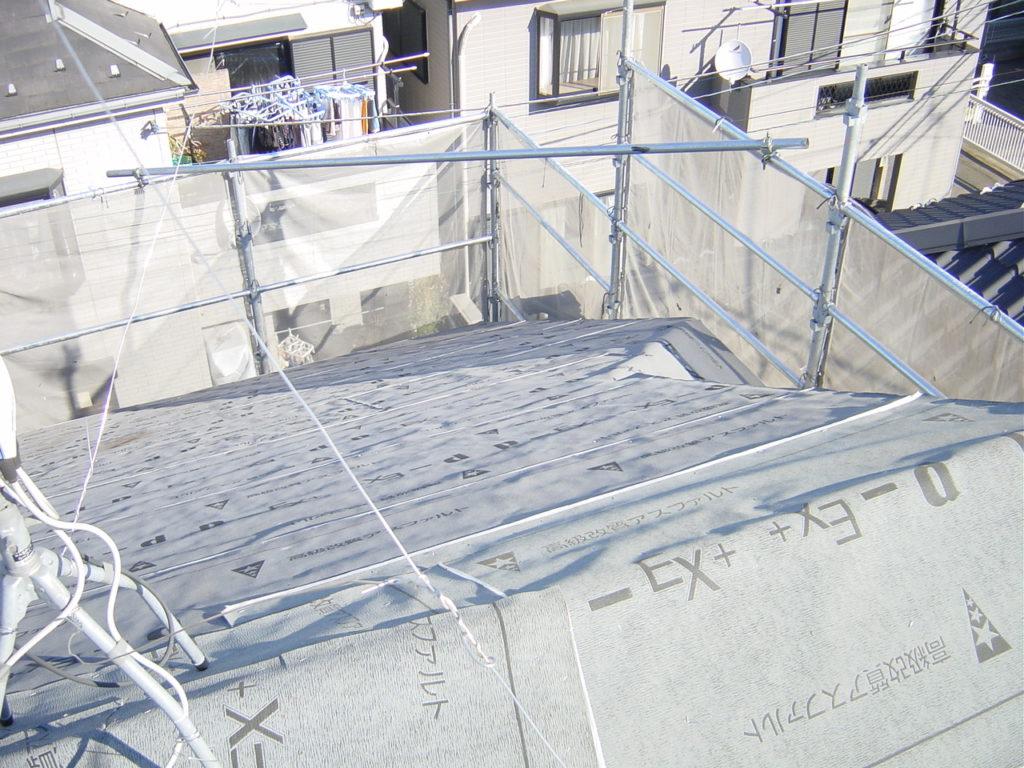 屋根と外壁を同時リフォーム