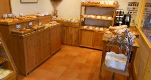 パン屋さんを全面改装 店舗デザインから陳列棚まで
