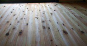 和室を無垢材のフローリングにリフォーム