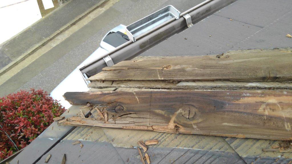 あわや雨漏り! 屋根のトラブルを解決します