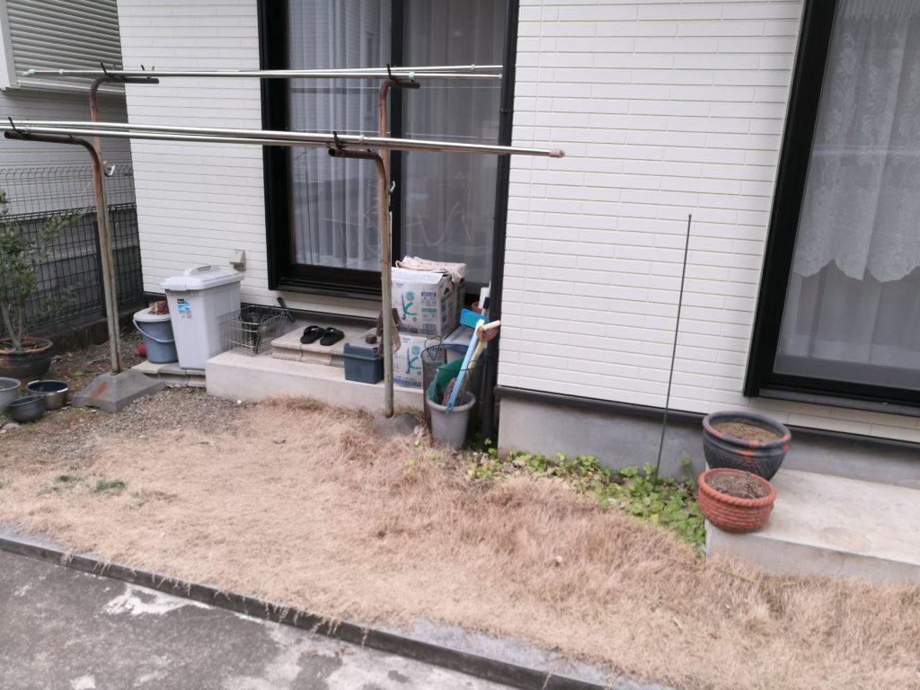 庭を使って浴室を増築 居住スペースを広くします【増築工事編】