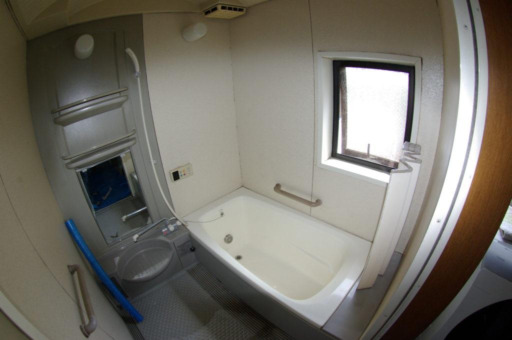 中古住宅をリフォーム! 快適な浴室へ