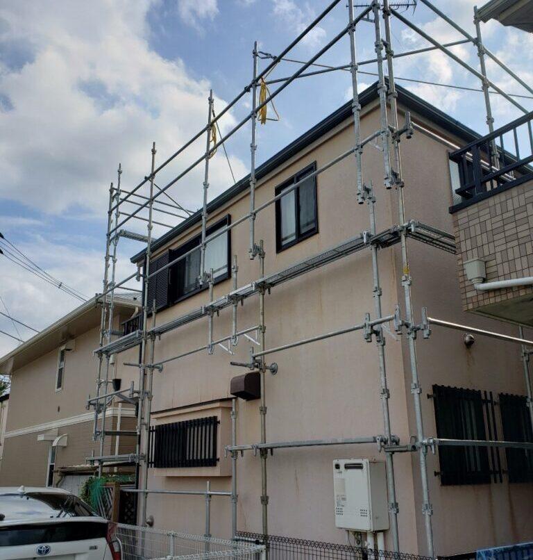 屋根・外壁・ベランダ・雨樋を塗装し住宅寿命を延ばす