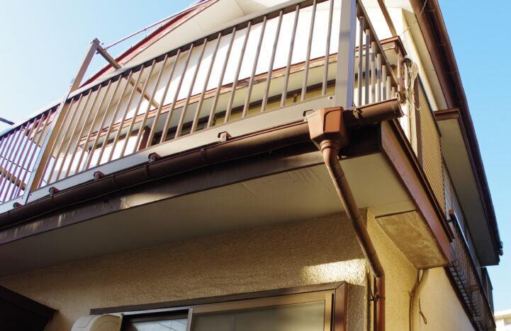 築40年超のご自宅の屋根・外壁を塗装リフォーム